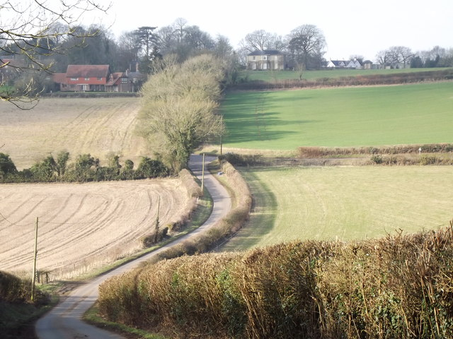 Bentworth from the East