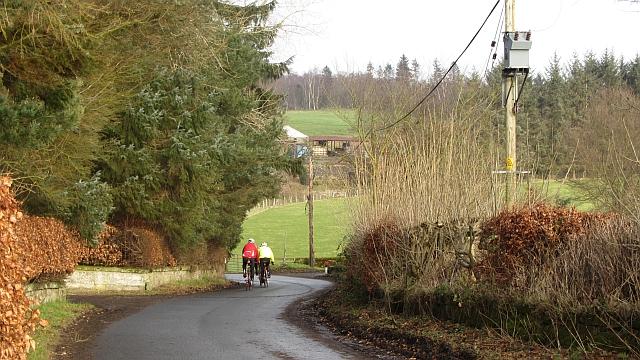 Minor road, Balgonar