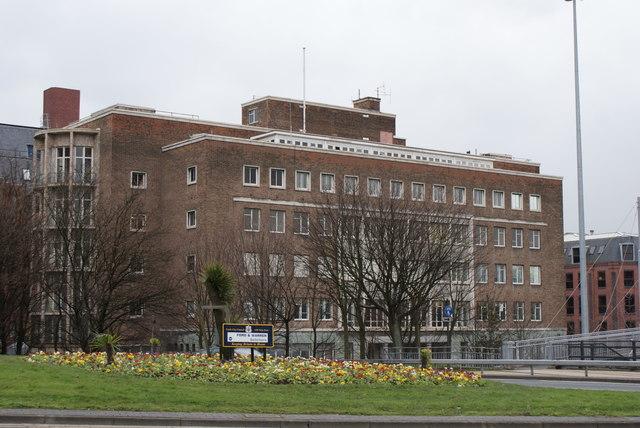 Leeds Police Headquarters