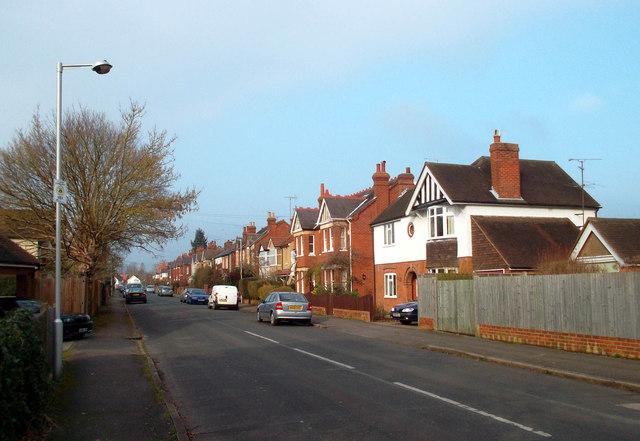 Matlock Road, Caversham Heights