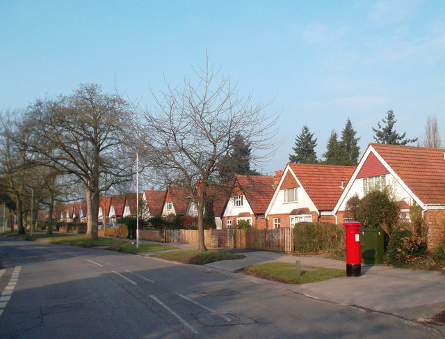 Kidmore Road, Caversham Heights
