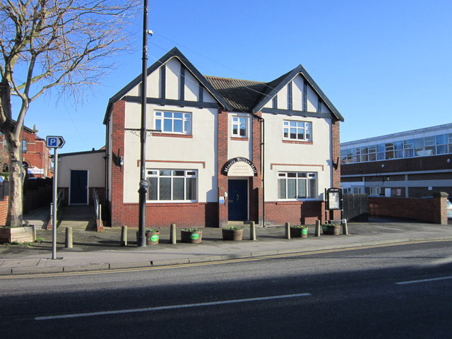 The Miners Welfare Hall