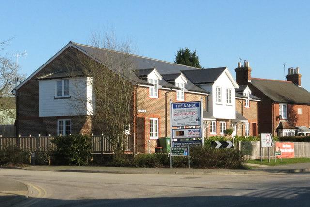 New homes at The Manse