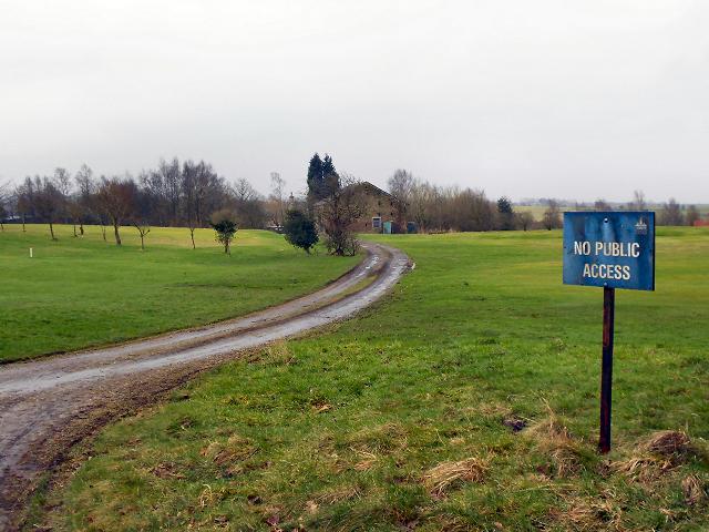 Regent Park, Track towards Morris Fold