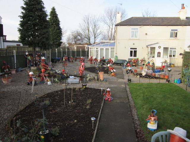 Potty Cottage, Aberford Road, Garforth