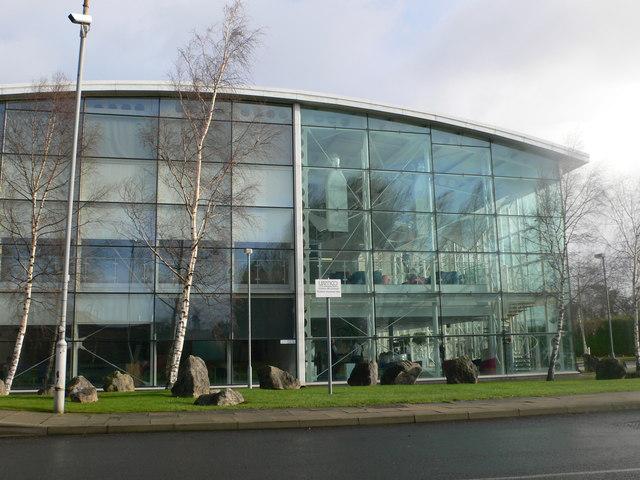 Urenco Offices, Capenhurst