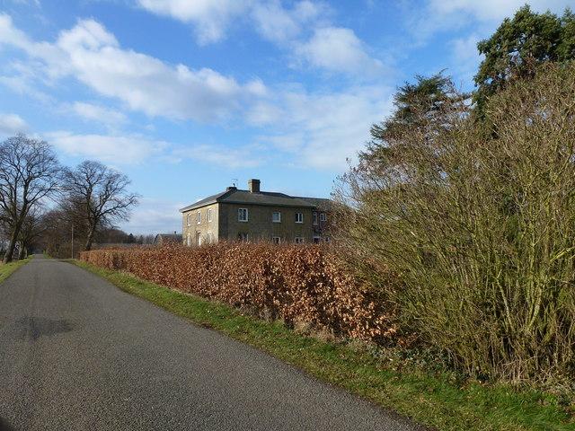 Thorney Dyke near Crowtree Farm