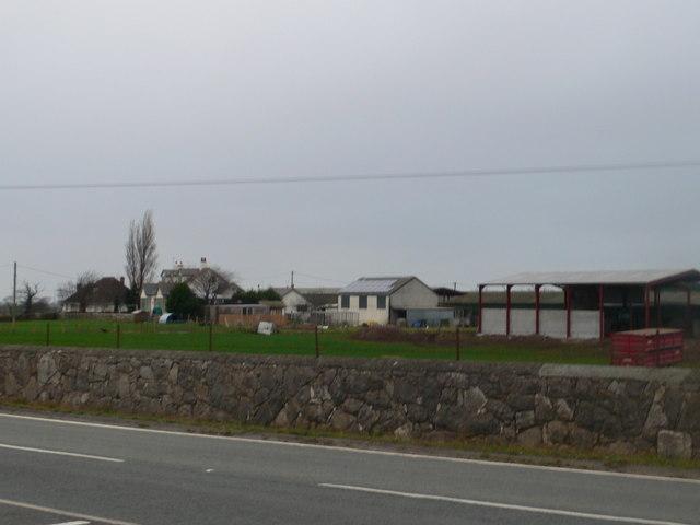 Bryn-carrog Farm, Bodelwyddan