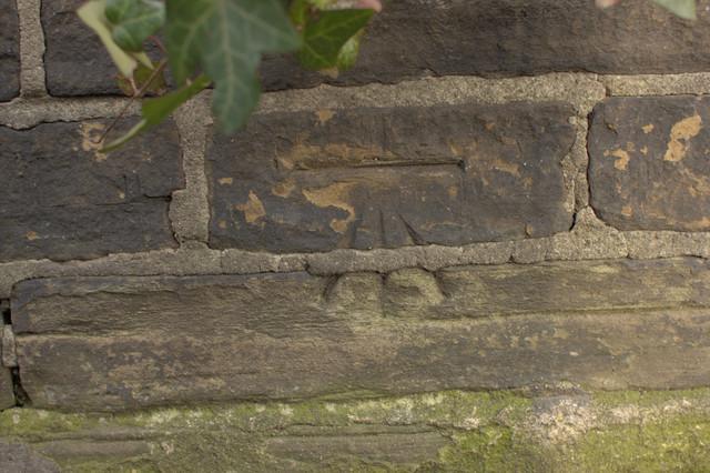 Cut Bench Mark, #1 Bingley Road