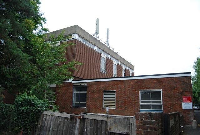 Telephone exchange, Aylesford