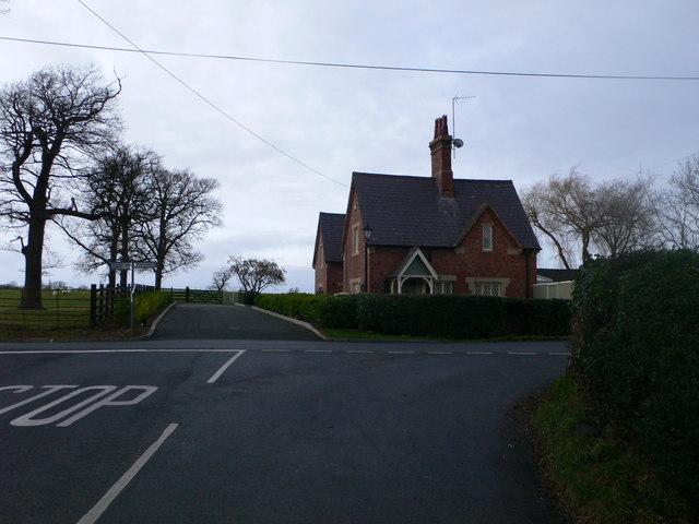 House near Ffynnon Fair