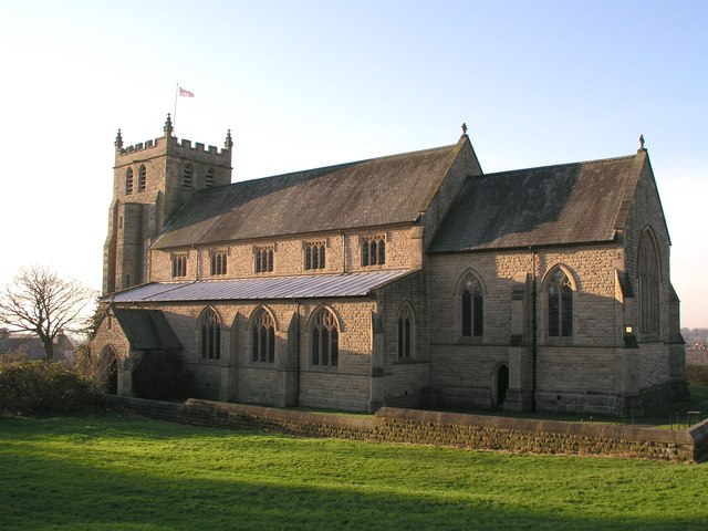 St Paul Church of England Longridge