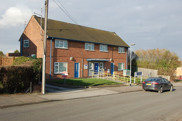 Local Police Station Delves Road