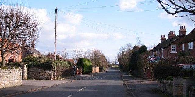 Main Street, Bickerton
