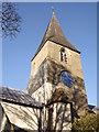 SU7139 : Alton Church Tower by Colin Smith