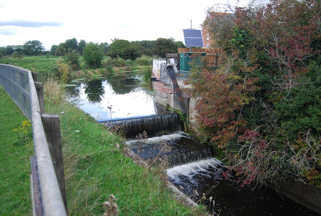 Weir, River Gipping