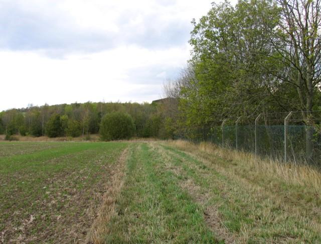 Secure boundary fence northwards