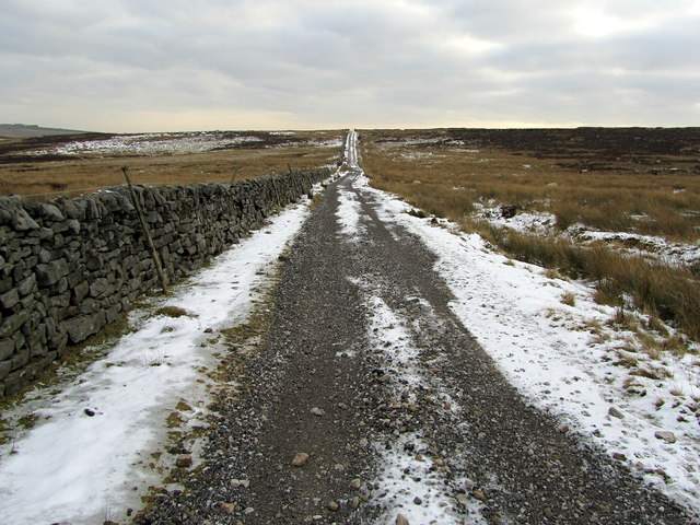 Forest Road crossing Slade Dike