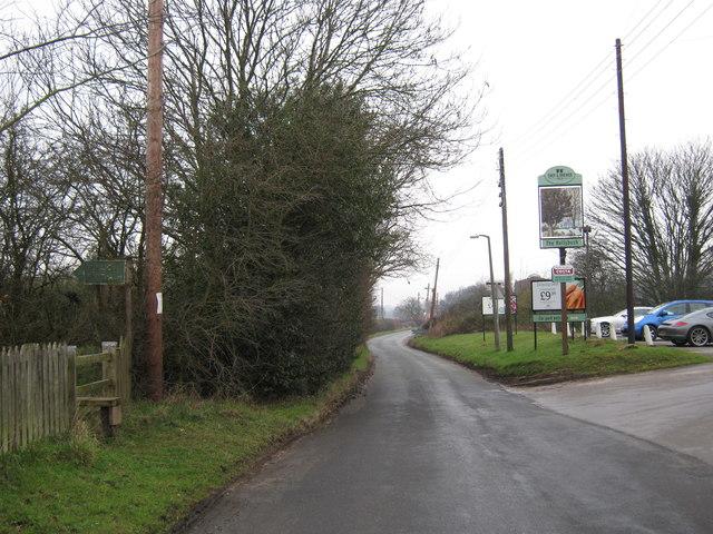 Little Hay Lane