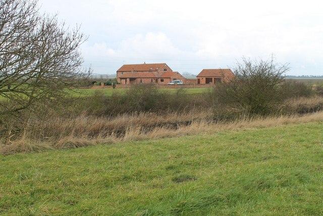 Ireland Farm from Hob Hole Bank
