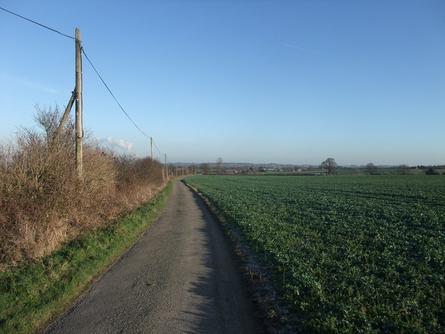 Wood End Lane