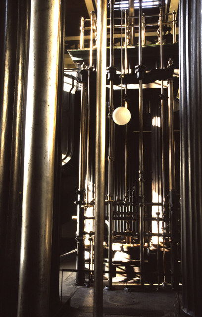 "Kew Bridge Pumping Station - the 90"" Cornish engine"