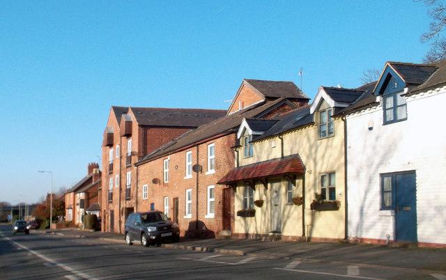 Whitchurch Road, Christleton