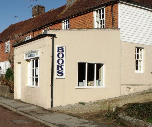 The Old Saddlery Bookshop, Robertsbridge