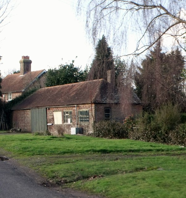 Farm building at Oxley's Green, East Sussex