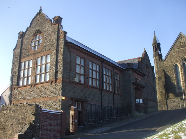Dowlais Library