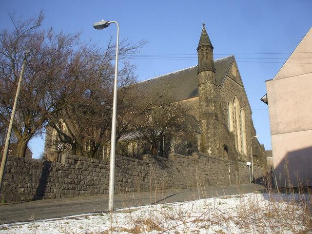 St John's Church, Dowlais (disused)
