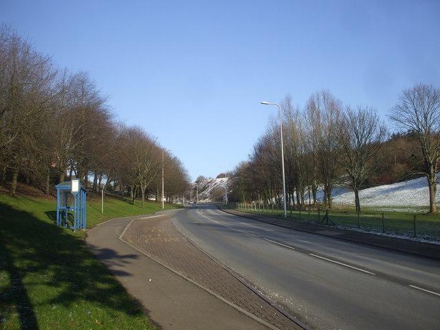 High St, Pen-y-Darren