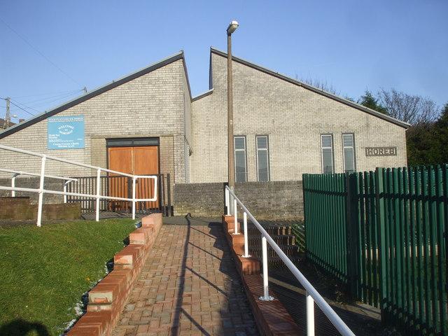 Horeb Congregational Church, Pen-y-Darren