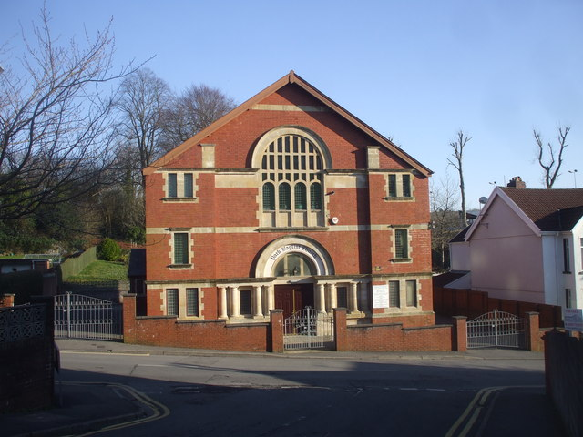 Park Baptist Church, Merthyr Tydfil