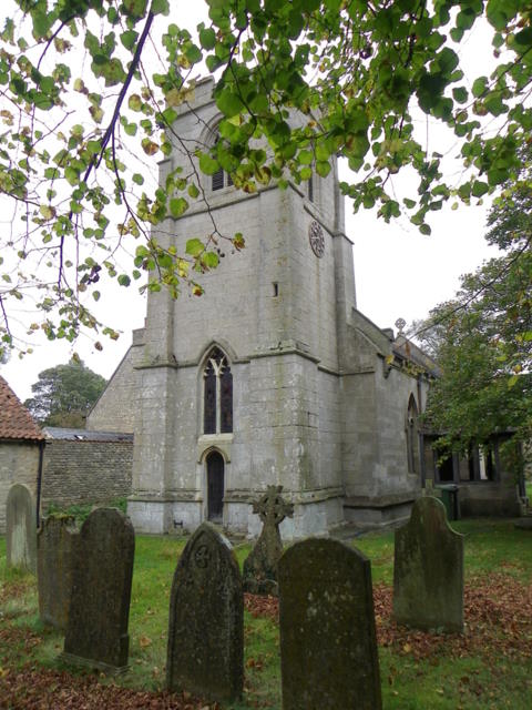 The Church of St Nicholas, Thistleton