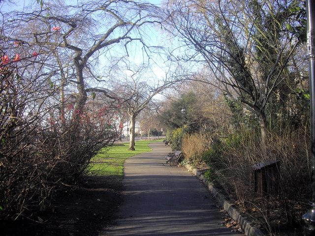 Cheyne Gardens, Chelsea