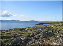 NR6880 : Rubha na Cille and the Sound of Jura by Bob Jones