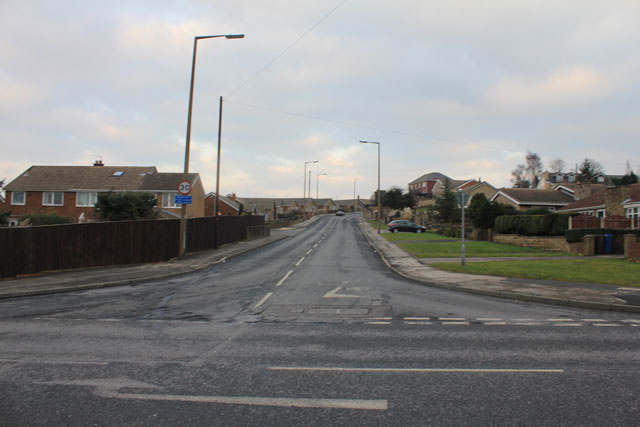 Westgate from the A635