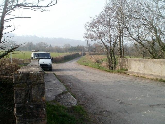 Across canal bridge 46, Sebastopol