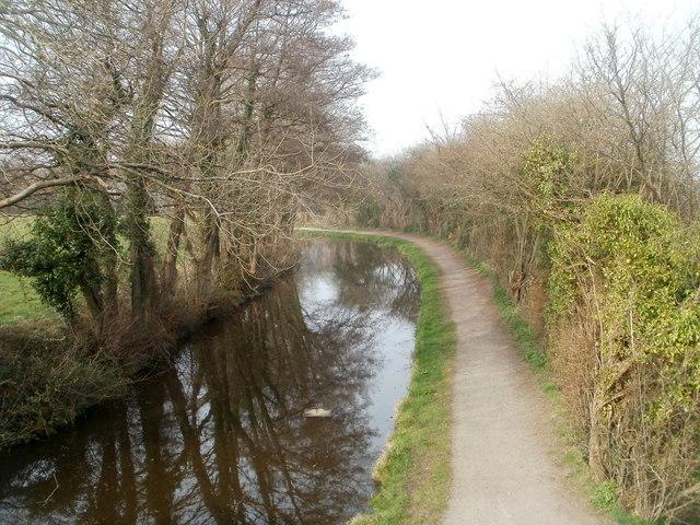 Disused canal north of Bevan's Lane, Sebastopol