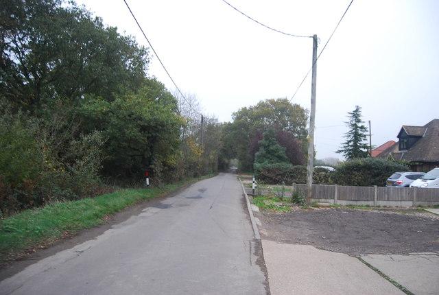 Ridgeway Rd