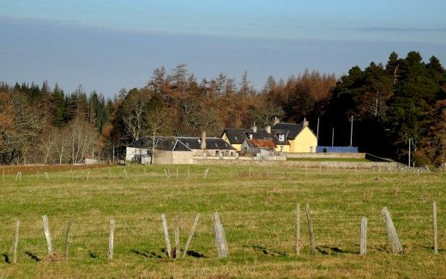 Glengeoullie Cottage