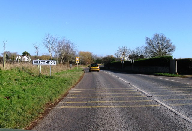 Entrance to Hillcommon