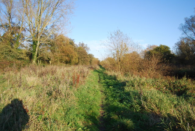 Footpath along the Great Stour