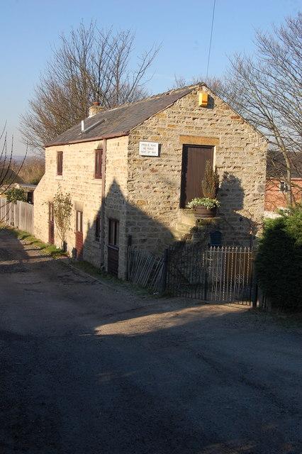 Former Slaughter House