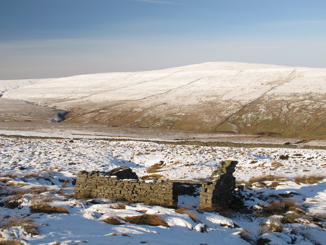 Sheepfold on Park Fell