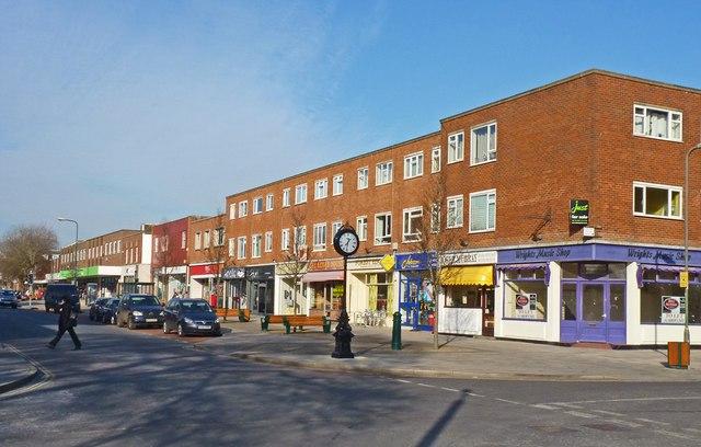 Station Road, New Milton