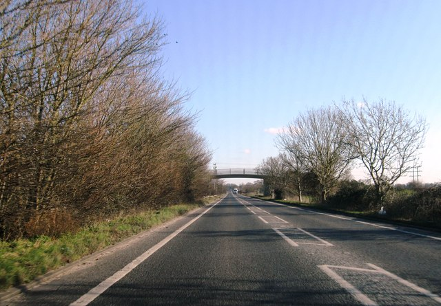 A31 south of Wimborne