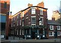 SJ6088 : The Blue Bell pub by Mike Lyne