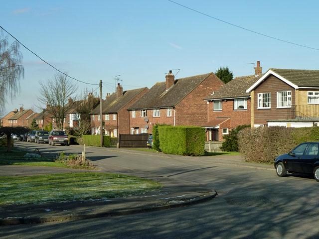 Houses on Clarks Lane